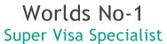 World's No-1 Visa Specialist